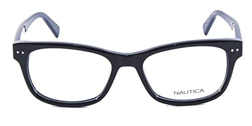Óculos De Grau Nautica N8098 Preto