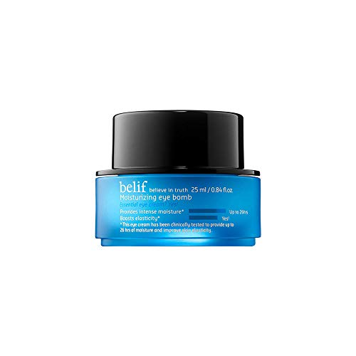   belif Moisturizing Eye Bomb   Gentle Eye Cream for Dry Skin   Soothing, Clean Beauty