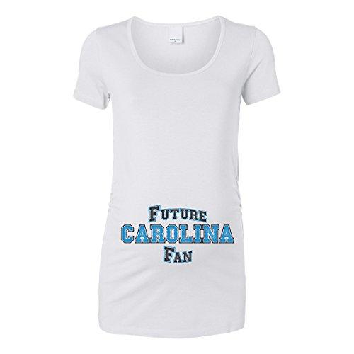 Carolina Panthers Maternity Wear. Future Carolina Fan Women s Maternity  T-Shirt ... eca57e666