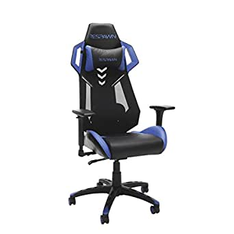 Amazon Com Respawn 200 Racing Style Gaming Chair Ergonomic Performance Mesh Back Chair Office Or Gaming Chair Rsp 200 Blu Furniture Decor
