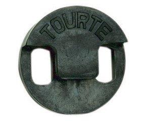 SORDINA CONTRABAJO - Tourte Mod.543541 (Goma Circular)