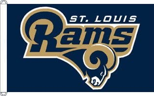 NFL St Louis Rams License Plate TeamFanatics