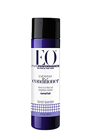 EO Botanical Everyday Conditioner for Normal Hair, French Lavender, 8.4 oz (Pack of 3)