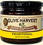 Total Harvest Olive Tapenade, 10.5 Ounce -- 12 per case.