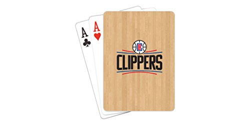 Pro Specialties Group NBA Los Angeles Clippers Playing Cards -