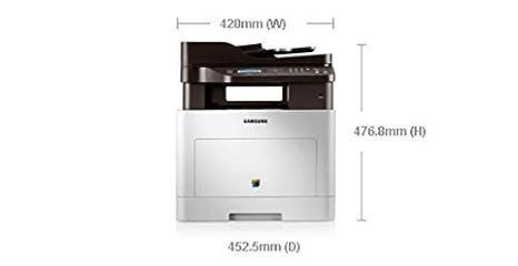 Samsung CLX ND Impresora