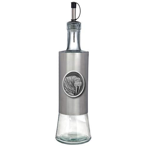 ピューター製ウォラスプール注ぎ口用ステンレス製ボトル1個。 B07HM92FDL