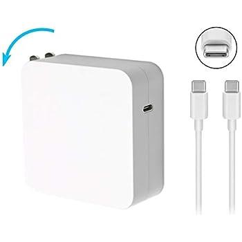 Amazon Com 65w Usb Type C Power Adapter Charger Usb C