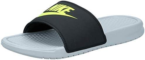 Nike Benassi Jdi, Men's Shoes, Grey