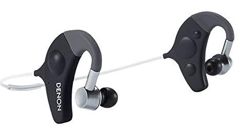 Amazon.com  Denon AH-W150BK Exercise Freak In-Ear Headphones cf9239242f