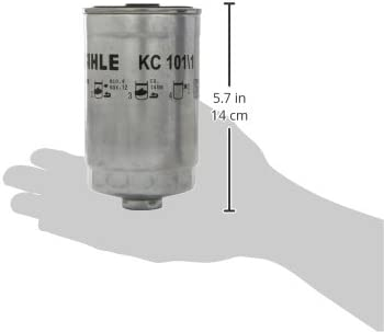 Mahle Knecht Kc 101 1 Kraftstofffilter Auto