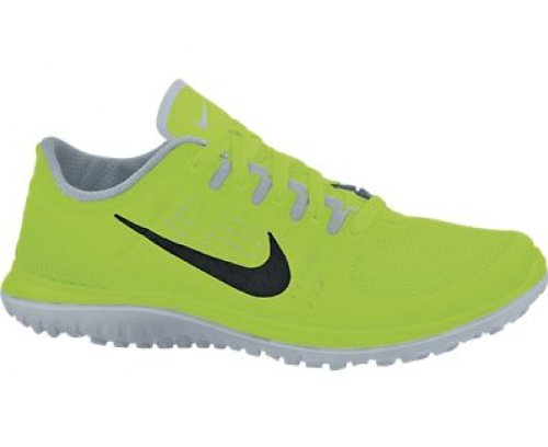 huge selection of eb28e 6f2d2 NIKE FS Lite Run Zapatilla de Running Caballero, Amarillo Fluorescente,  42.5  Amazon.es  Zapatos y complementos
