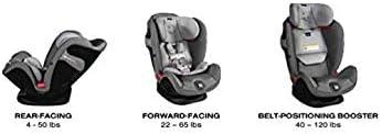 Cybex Eternis S Sensor Safe Car Seat in Manhattan Grey