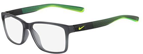 Eyeglasses NIKE 7091 065 MT CRYSTAL DK GRY/CRYSTAL - Crystal Gry