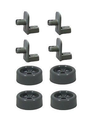 Amazon.com: Kit de reparación para GE lavaplatos rack rueda ...