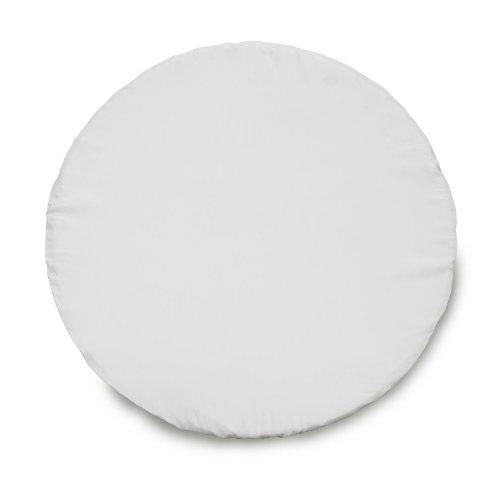 Empress Bassinet Sheets - White - 2/pkg