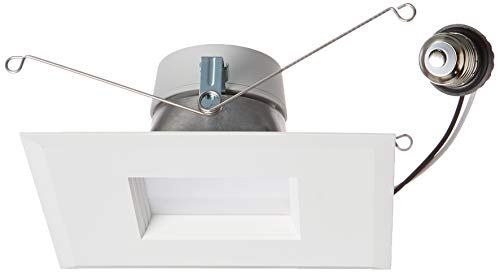 Satco S29771 Transitional LED Downlight in White Finish, 3.25 inches