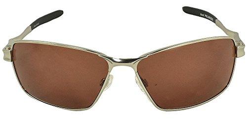 - Optic Nerve Axel Polarized Sunglass (Matt Gunmetal, Copper)