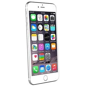 Apple iPhone 6s 16GB - White/Silver - T-Mobile