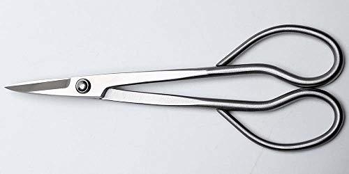 Steel Stainless Shear Bonsai (Beginner Bonsai Tools Long Handle Scissors 180 Mm (7