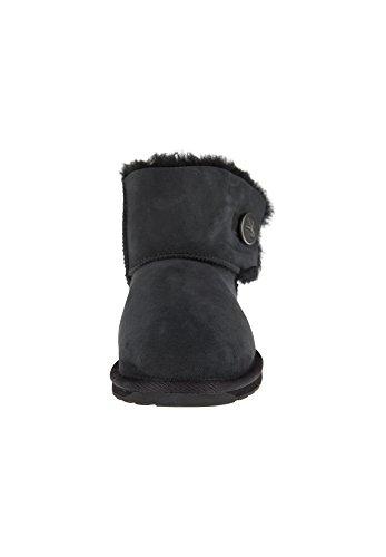 EMU Botas 11255 Denman Mini Black negro