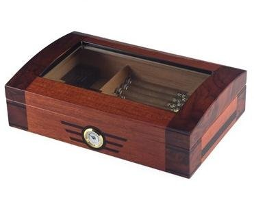 Art Deco - 30 Cigars Humidor by Orleans Group Humidors