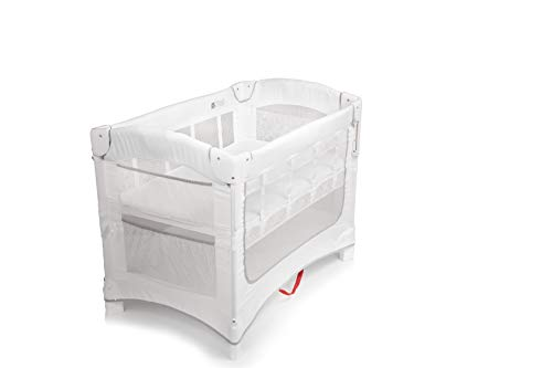Arm s Reach Concepts Co-Sleeper Bassinet, Ideal 3-in-1, White