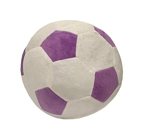 Jay Franco & Sons Girls Soccer Ball Pillow 12
