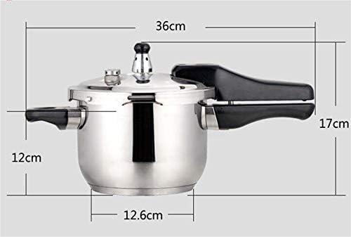 Autocuiseur En Acier Inoxydable Marmite À Soupe, 2.1L Petit Multi-Function Rice Cooker Chaudière À Vapeur Marmite, Convient For Hôtel Maison Cuisine Cuisiner