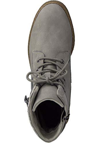 Femmes Grey 25223 Tamaris 21 1 Matt Bottine wqn4zwPTx1