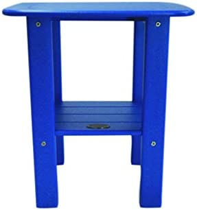 Perfect Choice Side Table, Blue