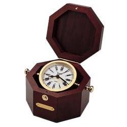 Bulova Quartermaster Maritime Clock