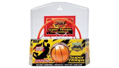 Super Hoops Basketball - Hoops in the House!