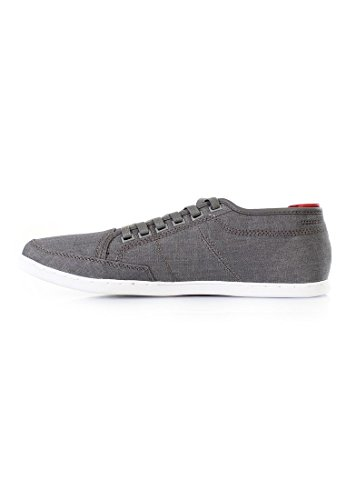 Boxfresh Sparko BCH Chambray Schuhe grey-chilli red - 41