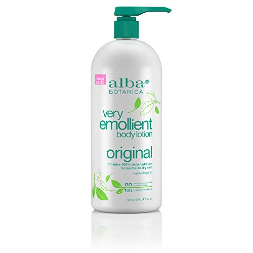 Alba Botanica Very Emollient Original Body Lotion, 32 ()