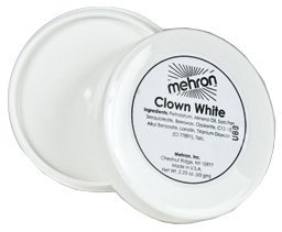 Clown (Clown White Makeup)