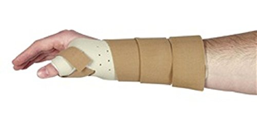 Alimed FREEDOM Rigid Thumb Spica,Left (Medium) by AliMed