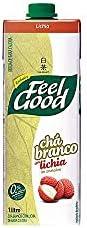 Chá Feel Good 1L Branco com Lichia