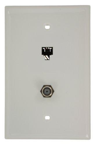 leviton-40539-cmw-midsize-telephone-video-wall-jack-6p4c-x-f-white