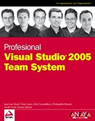 Visual Studio 2005 Team System (Spanish Edition)