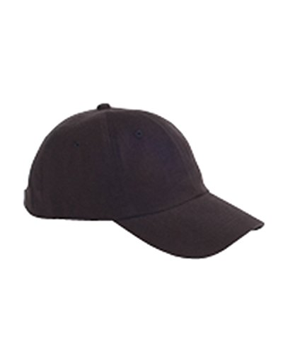 Bagedge Accessories Big (Big Accessories and BAGedge Youth Unconstructed Cap, black, One Size)
