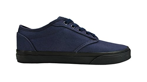 vans atwood black and blue