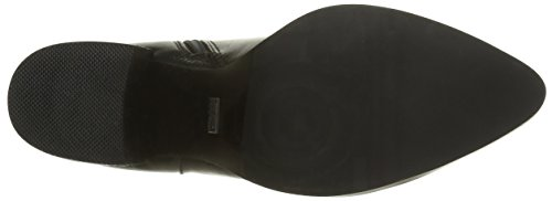 Buffalo 01 Shoes 58 Botines Mujer Pu black P1735a B006a Negro Para CSTrvCq