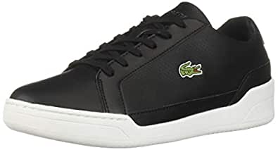 Lacoste Womens Challenge Black Size: 5