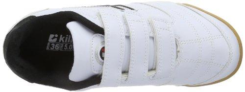 Killtec Genua Velcro - Zapatillas Unisex adulto Blanco (Blanc - Weiß (weiss 00100))