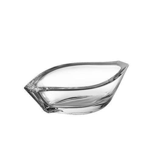 Orrefors Wave Decorative Bowl Size: Small
