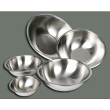 Winco Stainless Steel Heavy Duty Mixing Bowl, 11 5/8 x 3 3/8 inch - 1 each.