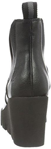 Marco Tozzi 25436, Zapatillas de Estar por Casa para Mujer Negro (BLACK ANTIC 002)