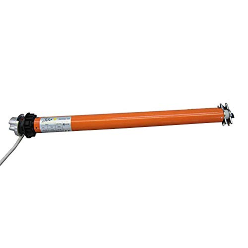 Carefree R001531 Marquee Over the Door and Window RV Awning 12V Tubular Motor with 2-Slot Roller