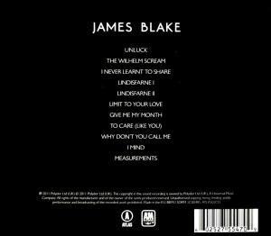 Blake James James Blake Music